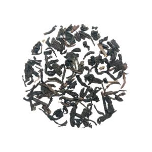 Zwarte losse thee
