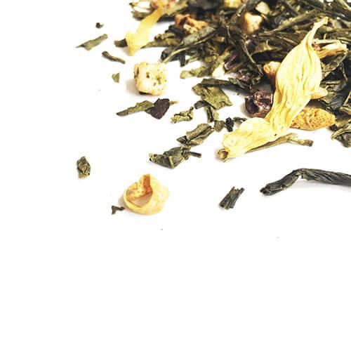 Groene losse thee