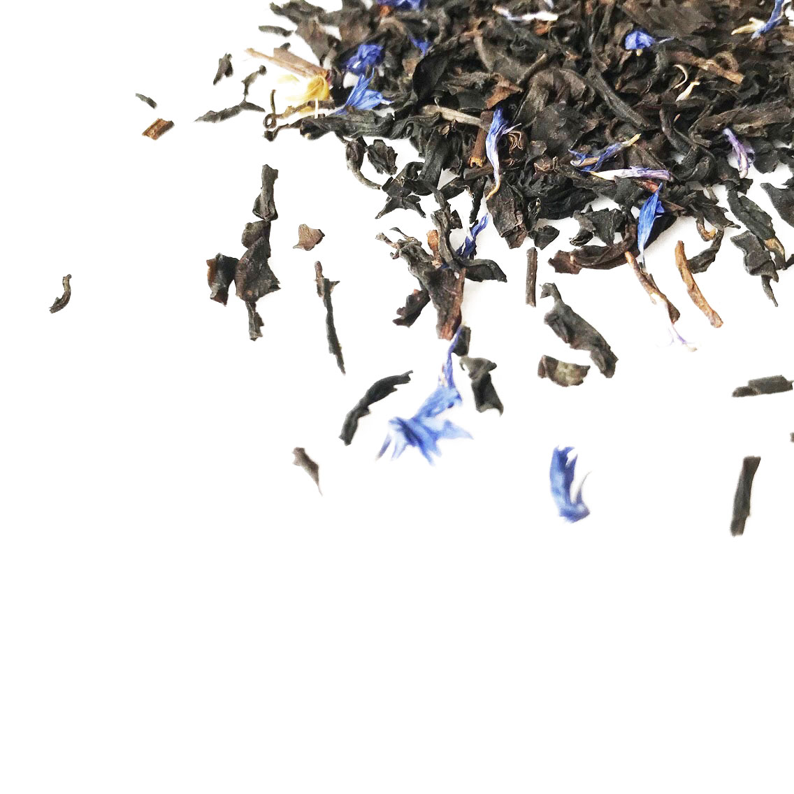 No. 111 Earl grey blue flower