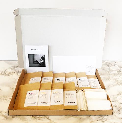 Senza Tea Proefpakket voor thuis